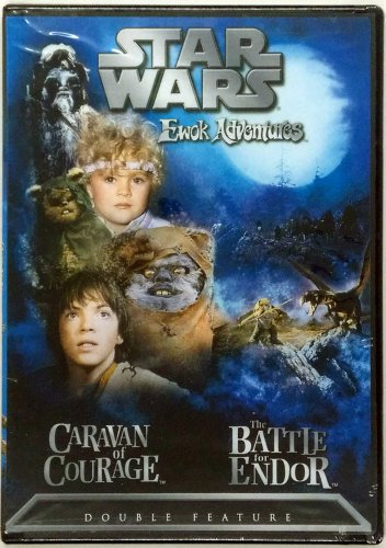 Star Wars Ewok Adventures: R1, NTSC, BRAND NEW!!!