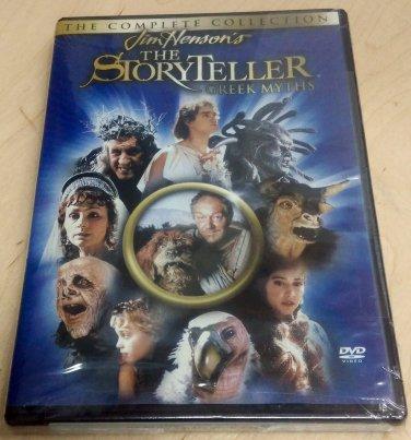 Jim Henson's The Storyteller - Greek Myths (R1/NTSC) Brand New