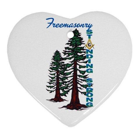 2008 Grand Family Ornament (Heart)
