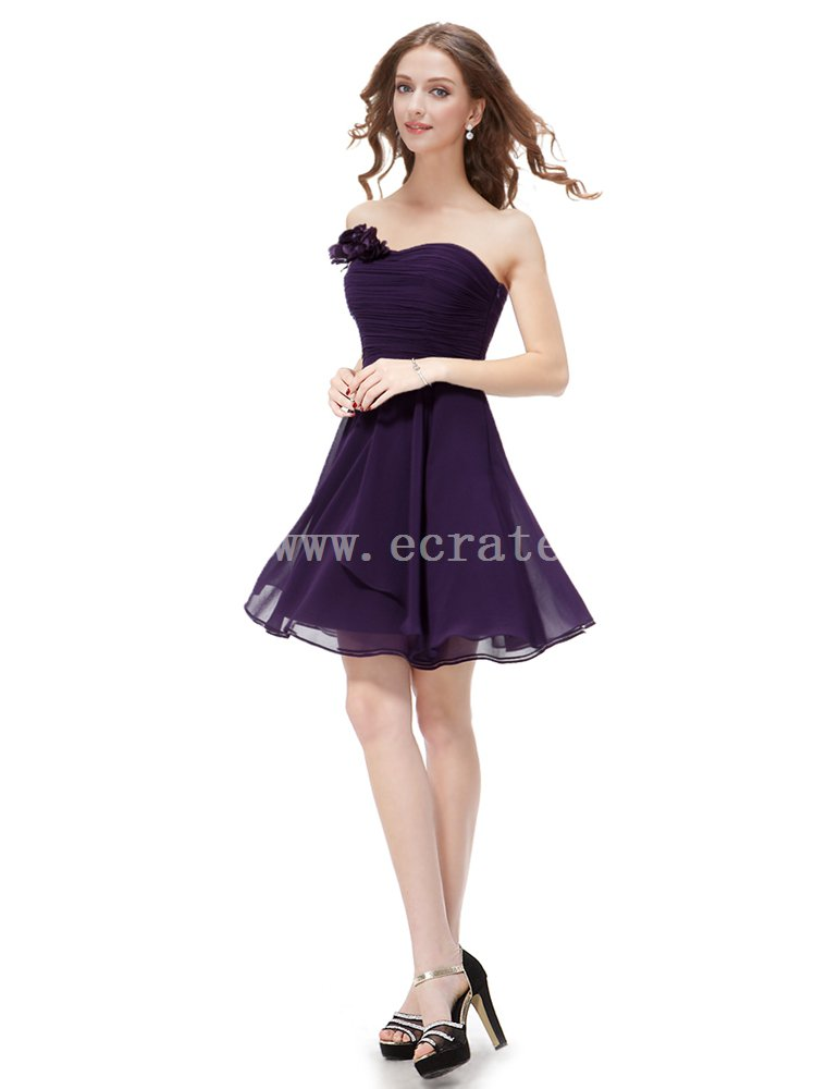 Cheap Navy Mini Graduation Party Dresses