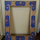 frame wood painting acrylic