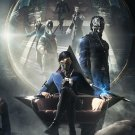 "Dishonored 2 Game  13""x19"" (32cm/49cm) Poster"