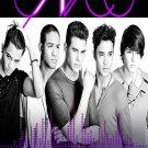 "CNCO Yandel Hey DJ  13""x19"" (32cm/49cm) Poster"