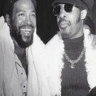 """Stevie Wonder vs Marvin Gaye  13""""x19"""" (32cm/49cm) Poster"""