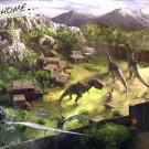 """Ark Survival Evolved Game  13""""x19"""" (32cm/49cm) Poster"""