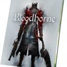 "Bloodborne Game 8""x12"" (20cm/30cm) Canvas Print"