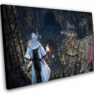 "Bloodborne Game 12""x16"" (30cm/40cm) Canvas Print"