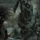 "Bloodborne Game 13""x19"" (32cm/49cm) Poster"
