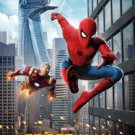 "Spider Man Homecoming  18""x28"" (45cm/70cm) Poster"