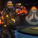 "Overwatch Anniversary Cyborg Soldier 76 Game 18""x28"" (45cm/70cm) Poster"