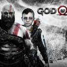 "God of War 2017 Game 18""x28"" (45cm/70cm) Poster"