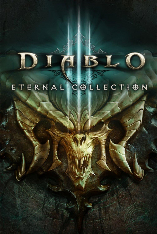 "Diablo 3 Reaper of Souls Eternal Collection Game 13""x19"" (32cm/49cm) Poster"