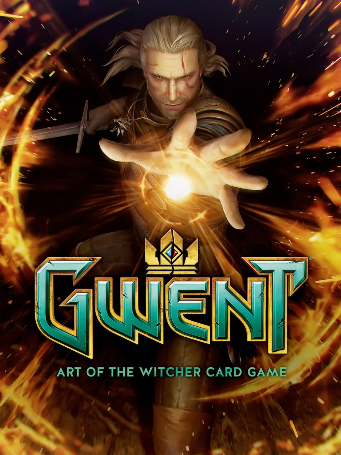 """Gwent The Witcher Card Game Wild Hunt 18""""x28"""" (45cm/70cm) Poster"""