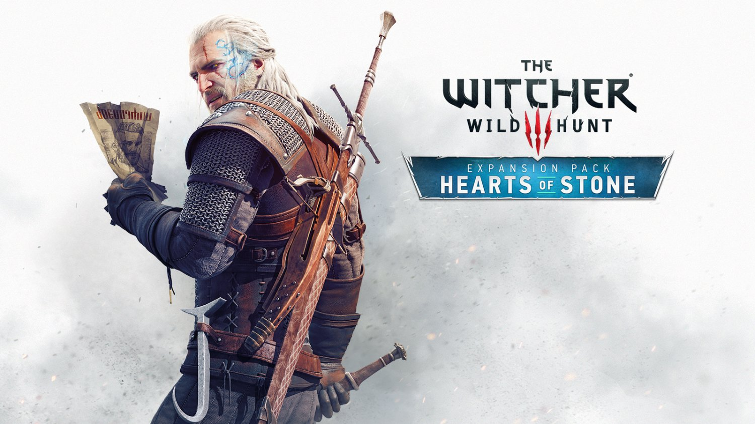 "The Witcher 3 Wild Hunt Hearts of Stone Game 13""x19"" (32cm/49cm) Poster"