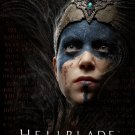 "Hellblade Senua's Sacrifice Game  18""x28"" (45cm/70cm) Poster"