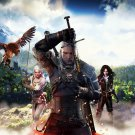 """The Witcher 3 Wild Hunt Game 13""""x19"""" (32cm/49cm) Poster"""