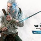 """The Witcher 3 Wild Hunt Hearts of Stone Game 18""""x28"""" (45cm/70cm) Poster"""