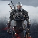 "The Witcher 3 Wild Hunt Game 18""x28"" (45cm/70cm) Poster"