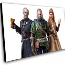 "The Witcher 3 Wild Hunt Blood and Wine Game 8""x12"" (20cm/30cm) Canvas Print"