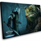 "The Witcher 3 Wild Hunt Hearts of Stone Game 8""x12"" (20cm/30cm) Canvas Print"