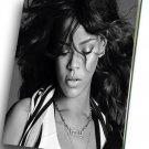 "Rihanna  12""x16"" (30cm/40cm) Canvas Print"