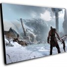 "God Of War Game 2017  12""x16"" (30cm/40cm) Canvas Print"