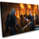 "The Witcher 3 Wild Hunt Hearts of Stone Game 12""x16"" (30cm/40cm) Canvas Print"