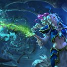 """Hearthstone Knights of the Frozen Throne Game 13""""x19"""" (32cm/49cm) Poster"""