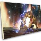 "Overwatch Doomfist Game 12""x16"" (30cm/40cm) Canvas Print"