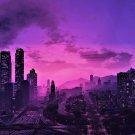 """Grand Theft Auto V Game  18""""x28"""" (45cm/70cm) Poster"""