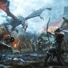 "The Elder Scrolls Legends Heroes of Skyrim  13""x19"" (32cm/49cm) Poster"