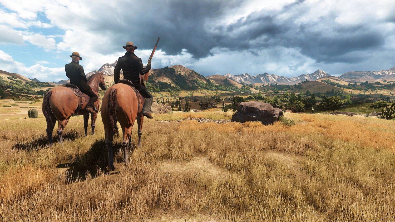 """Wild West Online Game 13""""x19"""" (32cm/49cm) Poster"""