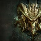 "Diablo 3 The Eternal Collection Game   13""x19"" (32cm/49cm) Poster"