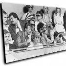 "David Bowie Princess Diana   12""x16"" (30cm/40cm) Canvas Print"