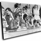 "David Bowie Princess Diana   8""x12"" (20cm/30cm) Canvas Print"