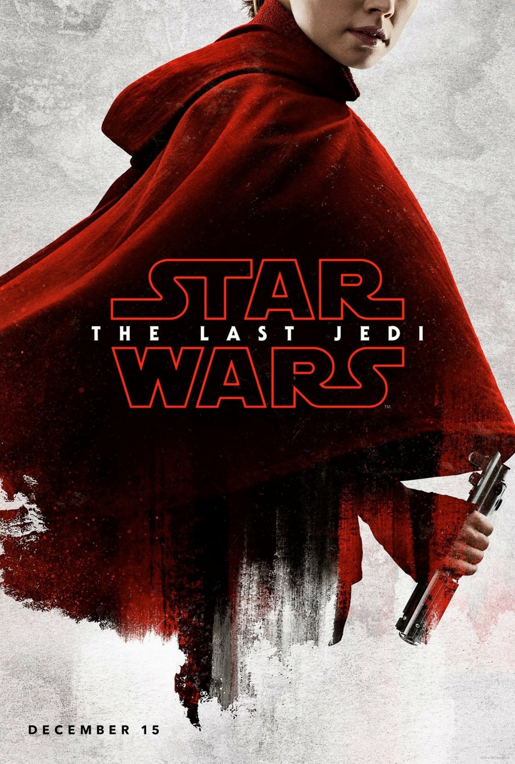 "Star Wars  The Last Jedi  Movie  13""x19"" (32cm/49cm) Poster"