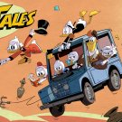 "Ducktales 2017 TV Series    13""x19"" (32cm/49cm) Poster"