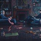 "Sherlock Series  13""x19"" (32cm/49cm) Poster"