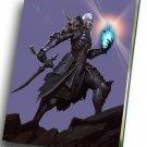 "Diablo 3 Necromancer  Game  8""x12"" (20cm/30cm) Canvas Print"