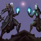 "Diablo 3 Necromancer Game  13""x19"" (32cm/49cm) Poster"