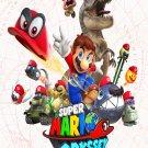 """Super Mario Odyssey   18""""x28"""" (45cm/70cm) Poster"""