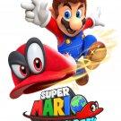 """Super Mario Odyssey   13""""x19"""" (32cm/49cm) Poster"""