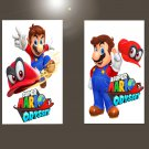 "Super Mario Odyssey  13""x19"" (32cm/49cm) Bundle of 2 Posters"