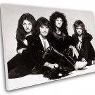 """Queen Bohemian Rhapsody 8""""x12"""" (20cm/30cm) Canvas Print"""
