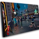 "Grand Theft Auto 5 V Game 12""x16"" (30cm/40cm) Canvas Print"