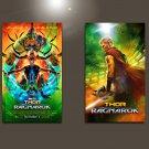 "Thor Ragnarok  18""x28"" (45cm/70cm) Bundle of 2 Posters"