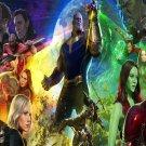"Avengers Infinity War Movie   18""x28"" (45cm/70cm) Poster"