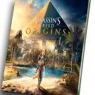 """Assassin's Creed Origins Game  12""""x16"""" (30cm/40cm) Canvas Print"""