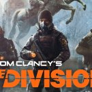 """Tom Clancy's The Division 2017   18""""x28"""" (45cm/70cm) Poster"""