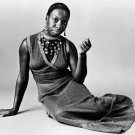 "Nina Simone  13""x19"" (32cm/49cm) Polyester Fabric Poster"